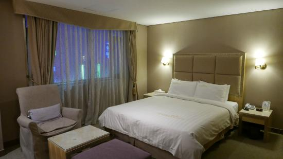 Sevilla Incheon Airport: Guest Room