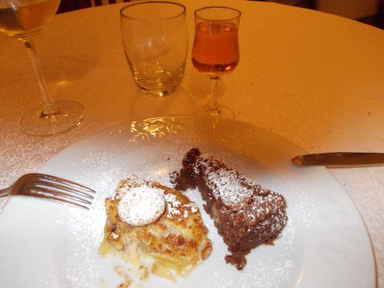 Le torte foto di ristorante la cucina santo stefano al - La cucina di sara torte ...