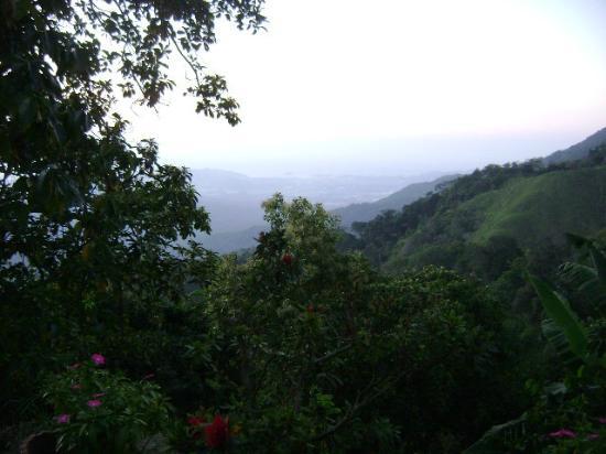 Sierra Nevada de Santa Marta : View from La Candalaria