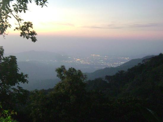 Sierra Nevada de Santa Marta : Santa Marta view from La Candalaria