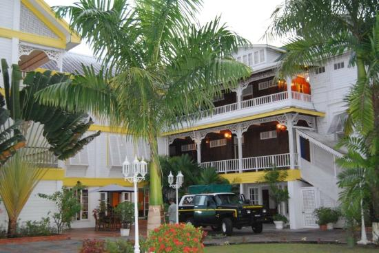 Cara Lodge: Oasis in Georgetown