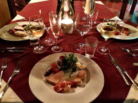 Chez Madeleine: Het was in 1 woord geweldig!! Bediening was zeer vriendelijk en het eten was ook super!! Bedankt