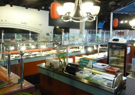 Hong Kong Buffet: Common Area...