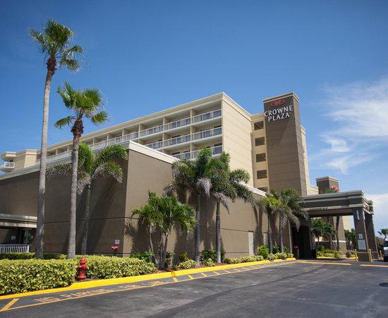 crowne plaza melbourne oceanfront hotel reviews photos. Black Bedroom Furniture Sets. Home Design Ideas