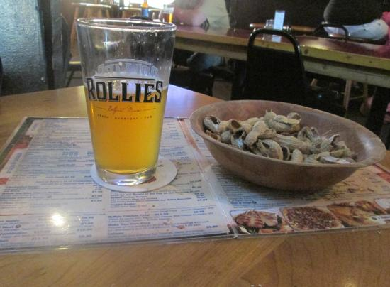 Rollie's Bar and Grill: Rollie's ~ Belfast, Maine