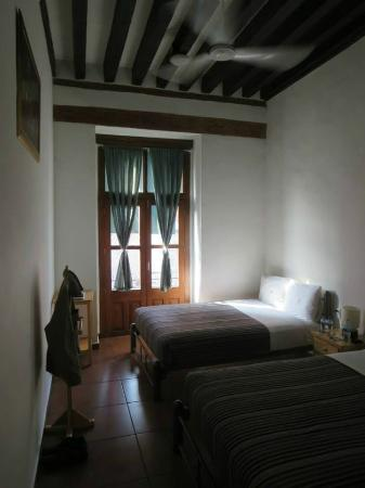 Mexico City Hostel: Private Double Room