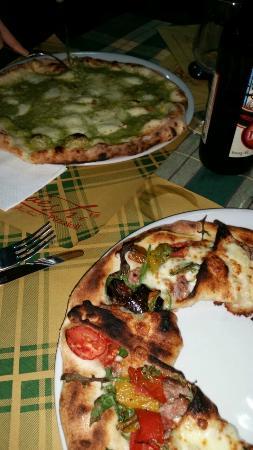 Maestri Pizzaioli: pizza con crema di zucchine