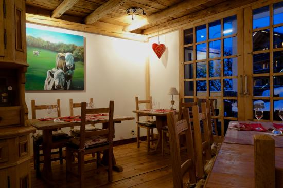 Restaurant Vieux-Villars