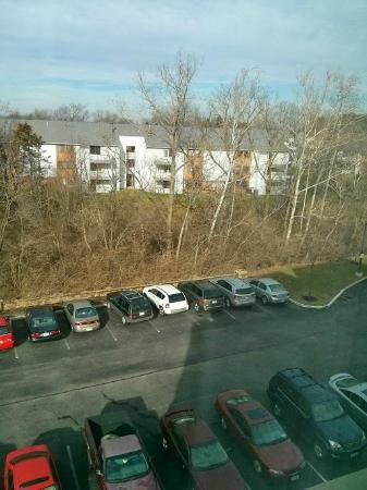 SpringHill Suites Dayton South/Miamisburg: View from room