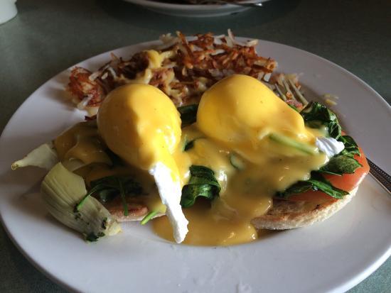 Dream Cafe- Belt Line Rd.: 90210 Benedict