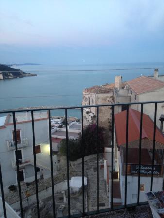Locanda Al Castello: vista mare