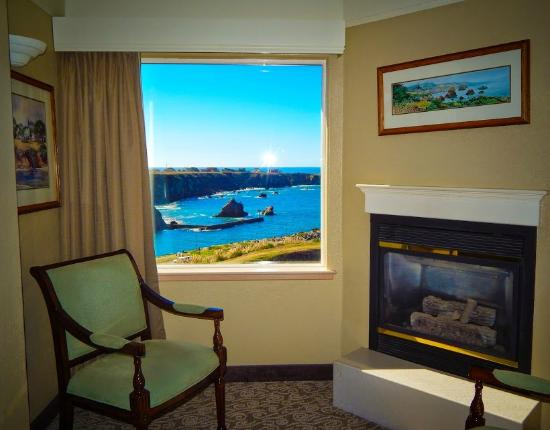 North Cliff Hotel: King Suite