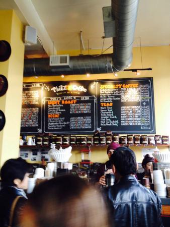 Berkeley Philz Coffee