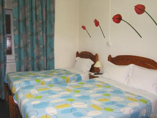Pensao Prata: Спальное место