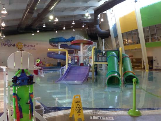 Great Indoor Water Park Picture Of Ray 39 S Splash Planet Charlotte Tripadvisor