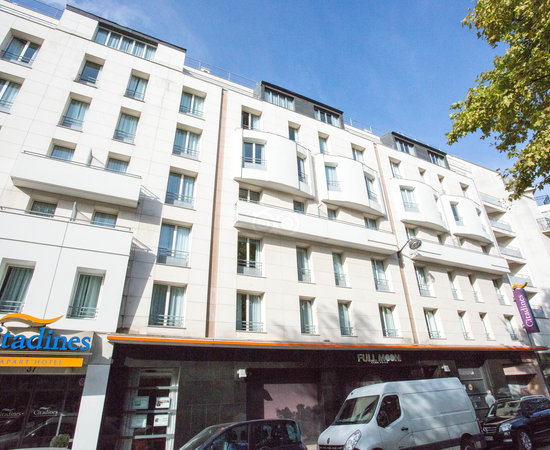 Citadines bastille marais paris updated 2017 prices for Bastille hotel