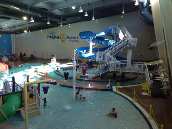 Ray's Splash Planet