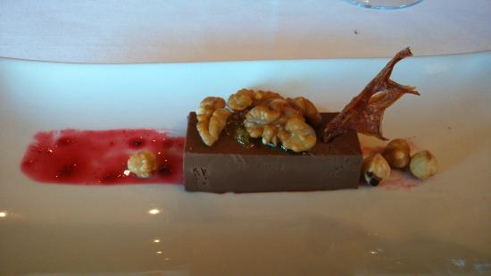 Ristol Viladecavalls: Lingot de xocolata