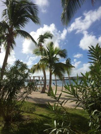 Le Flamboyant Hotel and Resort: Avkoppling