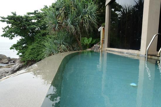 Impiana Private Villas Kata Noi: Piscine individuelle