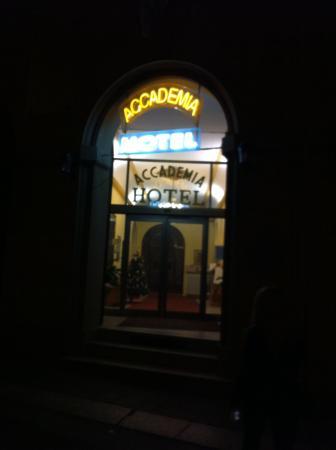 Hotel Accademia : Esterno