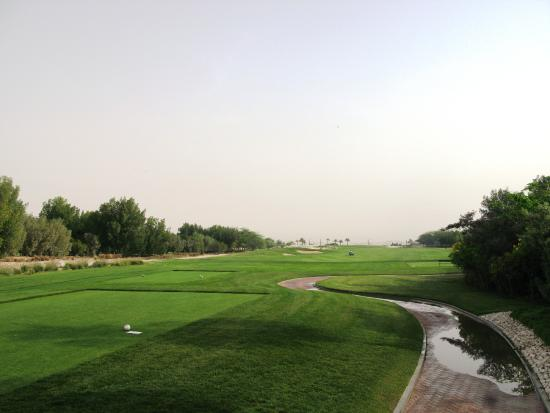 Doha Golf Club: Stay on the Fairway!