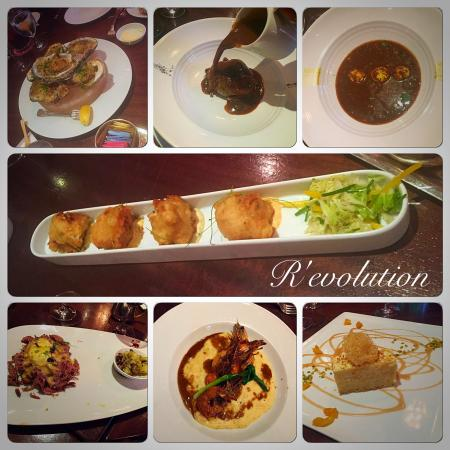 Amazing food picture of restaurant r 39 evolution new - Cuisine r evolution recipes ...