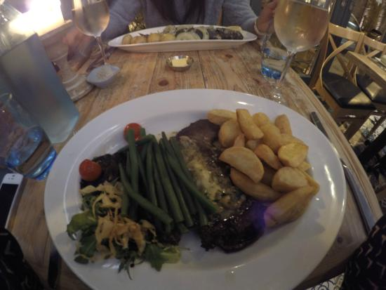Tanroagan Seafood Restaurant: Steak
