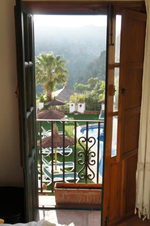 Casas de Montejaque: Flur
