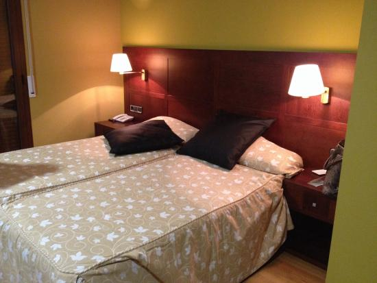 Hotel de Rei: Habitació