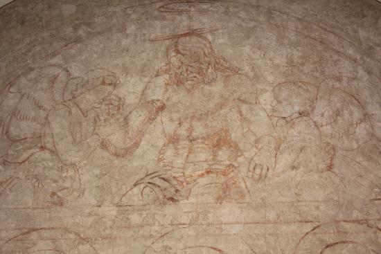 Cenacolo di Sant'Apollonia: Sinopia (détachée) d'Andra del Castagno © Alain Rézette