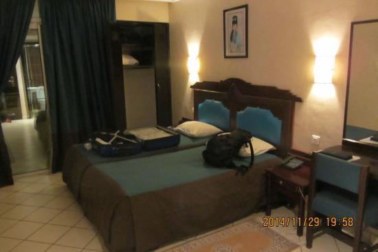 New Farah Hotel : Room