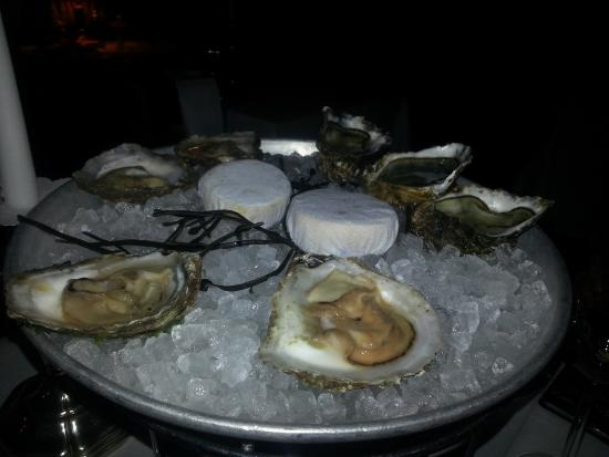 Austern oysters fine de claire no 2 belon 0 belon for Seafood bar zurich