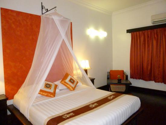 Pavillon Indochine Hotel : Chambre