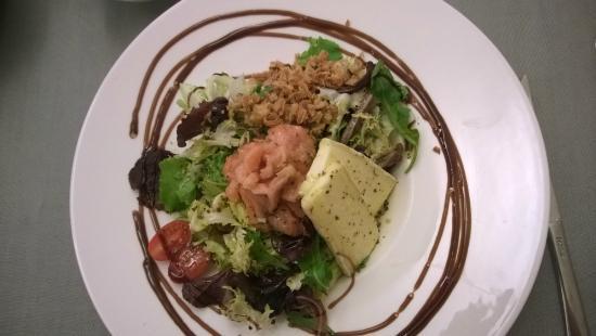 Restaurant de Gurp: Ensalada