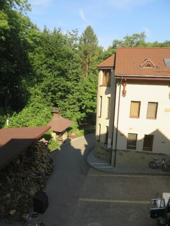 Bukhta Vikingiv : view from 2 room apartment