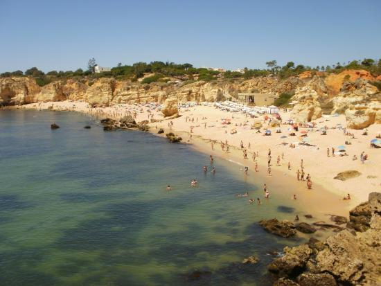 Camping Albufeira: Playa San Rafael