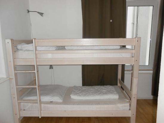 Townside Hostel Bremen: Habitación para cuatro