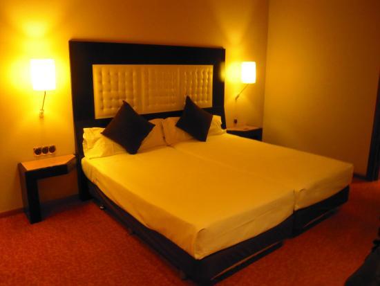 Abba Fonseca Hotel : interno camera