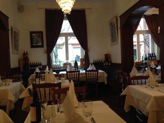 Isoletta: Restaurant