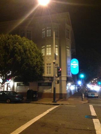 Marina Inn: la Esquina del hotel