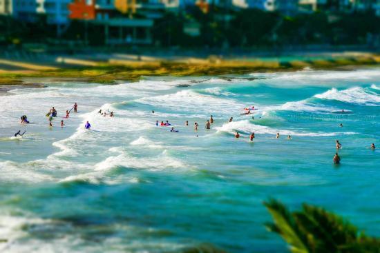 South Cronulla Beach: On a Summers day