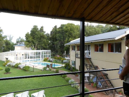 Las Lomas Suites & Spa : Vista desde habitaciones primer piso
