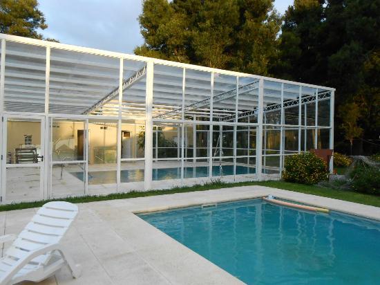 Las Lomas Suites & Spa : Piscina interior