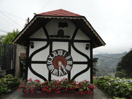 Cabanas Breidenbach: Foto de la entrada de las Cabañas