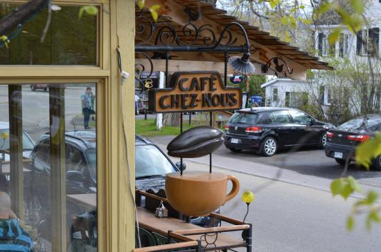 Cafe Chez-Nous