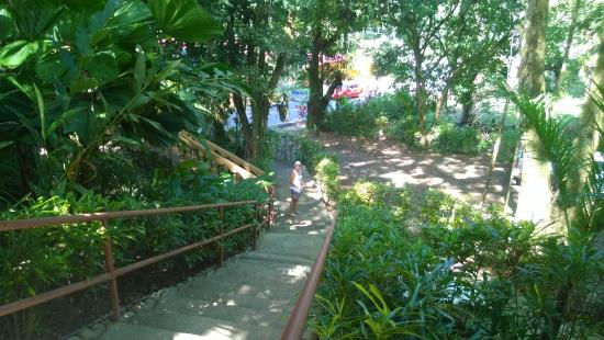 Jungle Beach Hotel At Manuel Antonio The Entrance