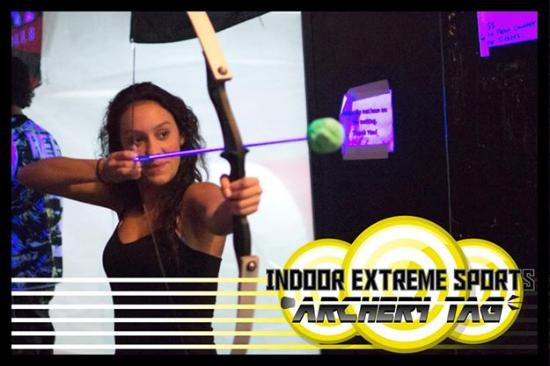 Archery Tag Picture Of Indoor Extreme Sports Long
