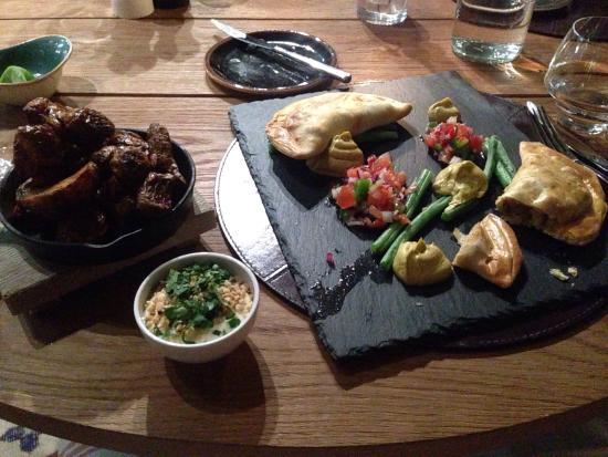 Vegetarian Option Picture Of Kitchen Table Tromso Tripadvisor