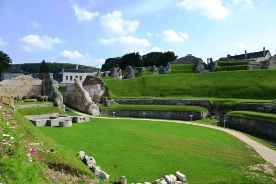 Theatre romain de Lillebonne
